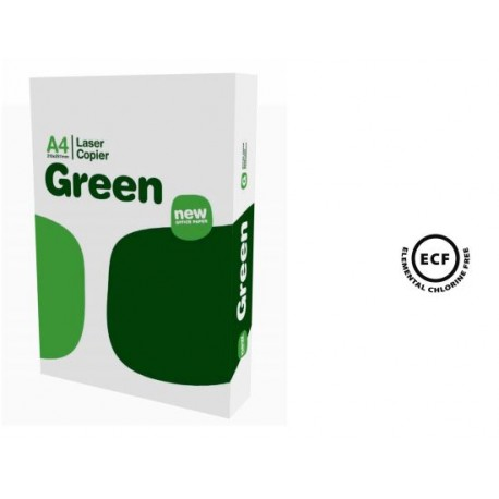 Carta in risme GREEN COPY SOPORCEL A4 - 500 fogli
