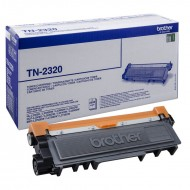 Toner originale BROTHER modello TN2320 / TN2310 - Nero 2,6k