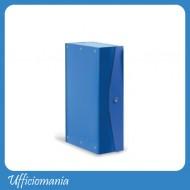 Cartella portaprogetti Dorso 15cm Blu
