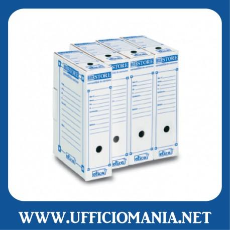 Scatole archivio ELICA Box Store F.to legale dorso 8cm