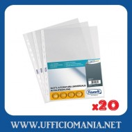 Buste forate FAVORIT Linear 1000pz