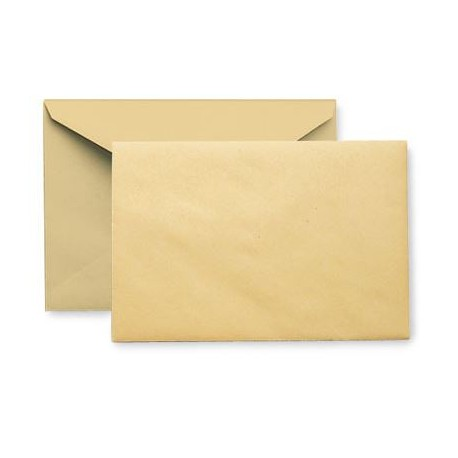 Buste corrispondenza giallo posta f.to 23x32cm - 500 pezzi