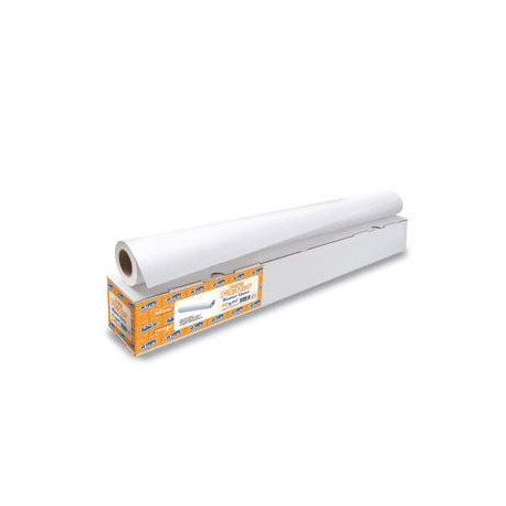 Rotolo plotter carta opaca f.to A0 (91,4cm x 50mt) 90Gr