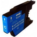 Cartucce compatibili BROTHER LC1240C LC1240M LC1240Y