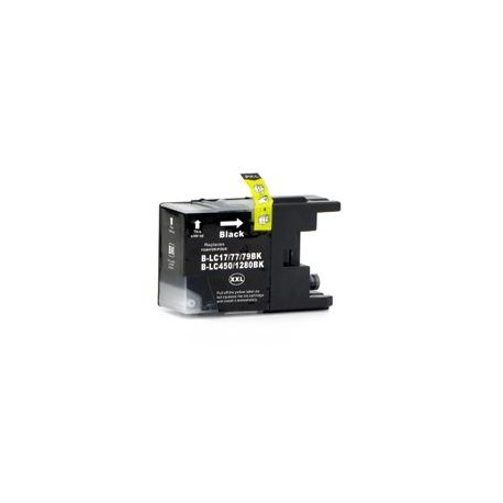 Cartuccia compatibile BROTHER modello LC1280bk / LC223bk - NERO