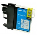 Cartucce compatibili BROTHER LC1100C LC1100M LC1100Y