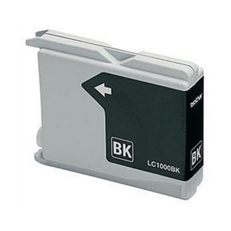Cartuccia compatibile BROTHER modello LC1000bk / LC223bk - NERO