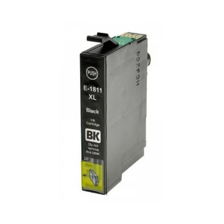 Cartuccia compatibile EPSON modello T1811 - NERO 500 pagine